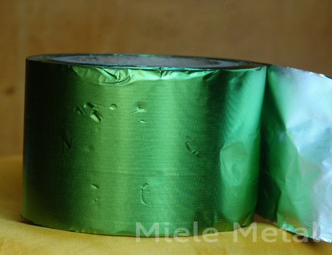 wholesale colored aluminum foil roll type