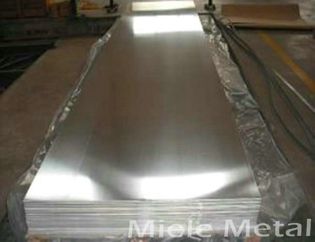 1060 Mirror Finish Aluminum Sheet
