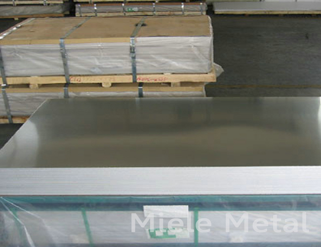 7475 high strength aluminum plate