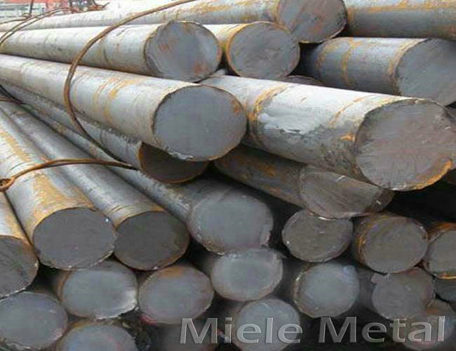SAE1045 carbon steel round bar in rough turned surface