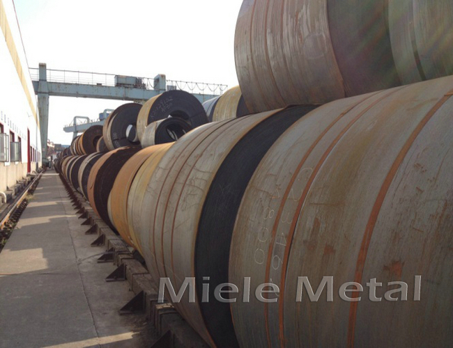 Cold - rolled plate iron sheet tensile plate low carbon steel coil