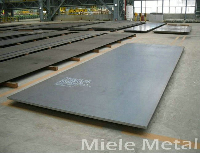 QUENCHING AND TEMPERED high strength steel plate Q690E