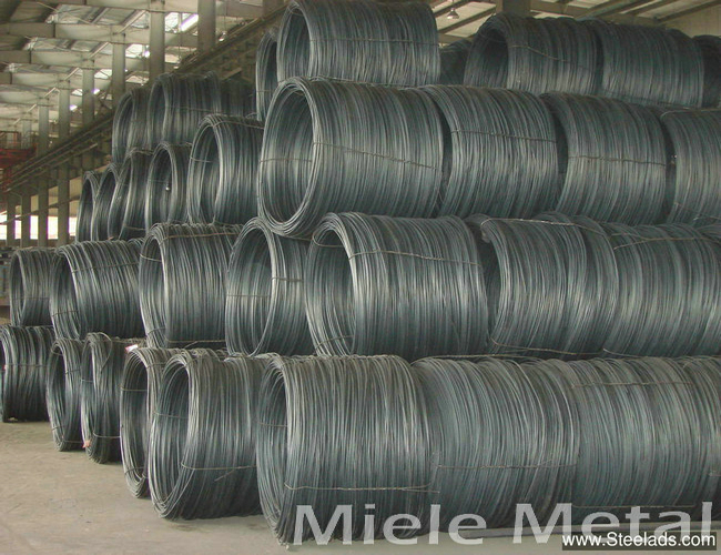 High strenght 1006 Q235 wire rod