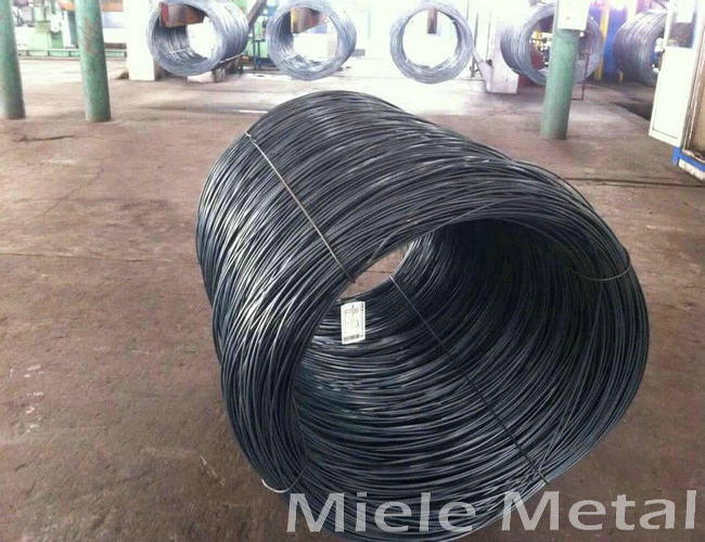 Q195 Hot Rolled Annealed Wire Rod