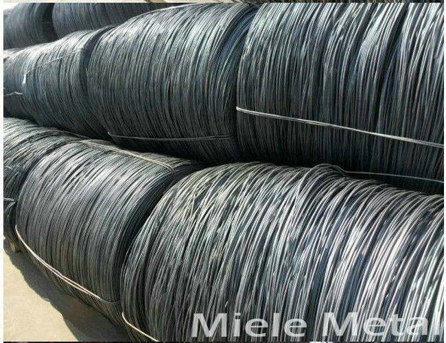 SAE 1213 cold drawn wire rod