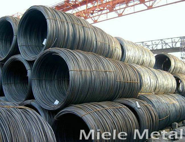 SCM 435 carbon steel wire rod