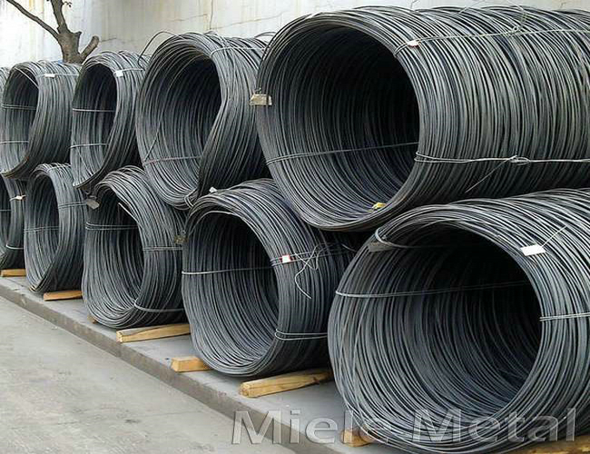 Direct factory supply low carbon steel galvanized iron wire