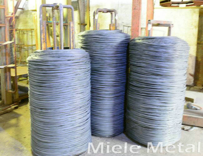 plain surface high carbon steel wire for making screw