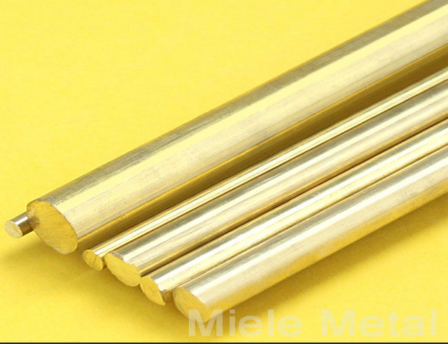 Excellent strength High formability copper flat bar