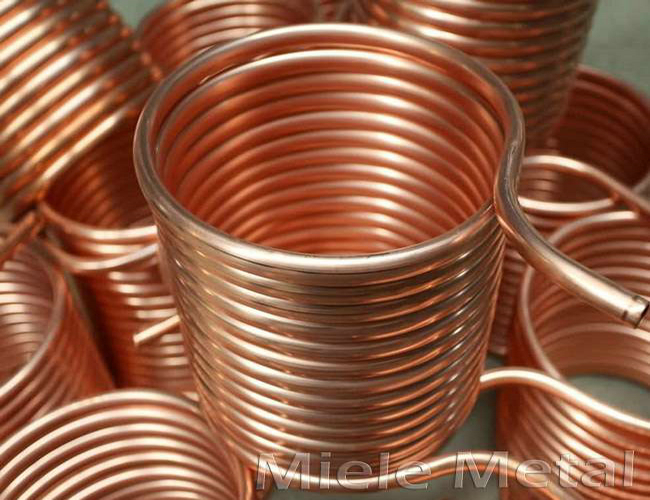 14mm diameter air condition copper pipe