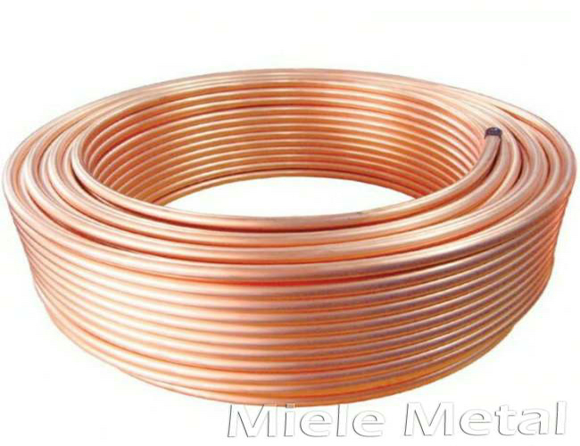 99.5 percent copper pipe