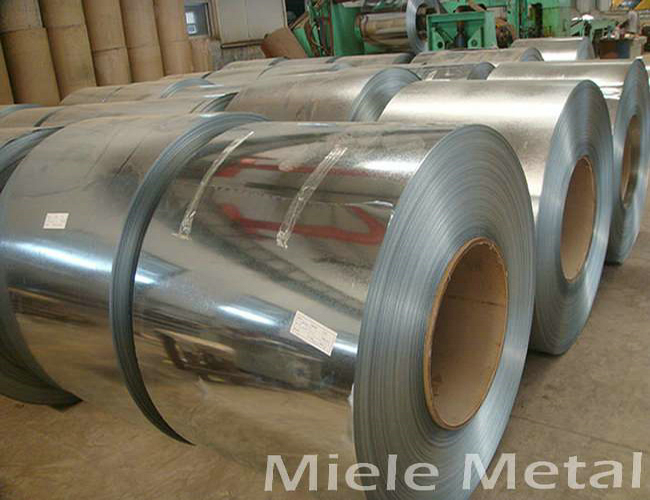 Good quality structure galvanized steel coil