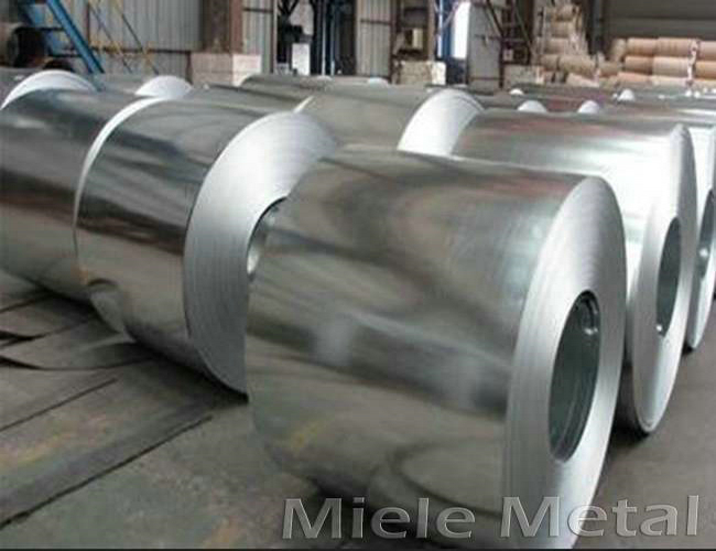 ASTM galvanized A36 Carbon steel coil