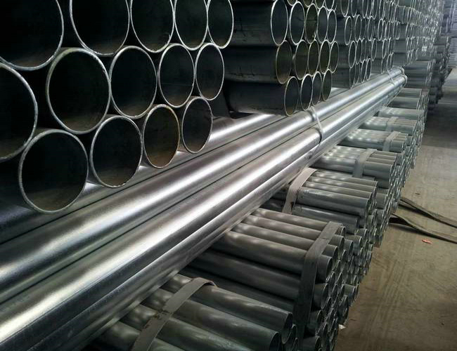 Galvanized Round Pipe For Building Material