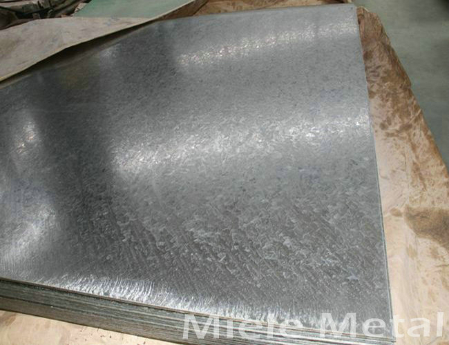 GB T2518 Galvanized Steel Sheet