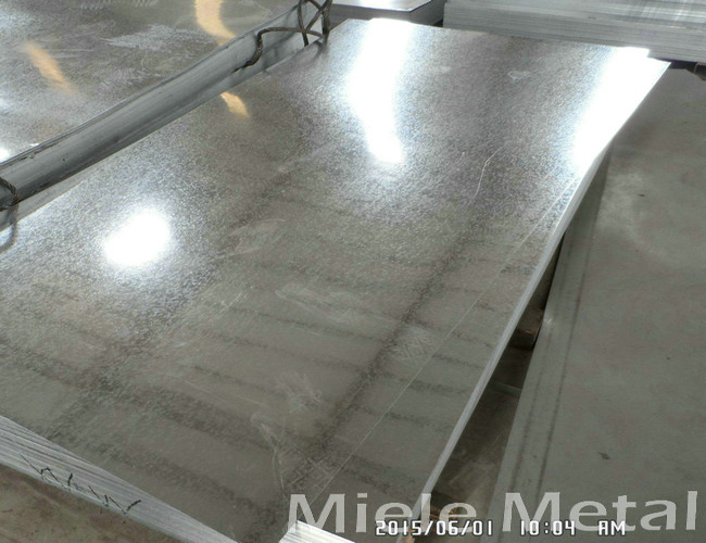 SAE 1006 galvanized steel sheet