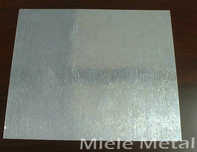 Z60g Galvanized Steel Sheet
