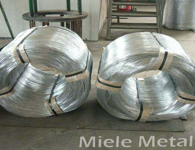 Cold Drawn Galvanized Steel Wire