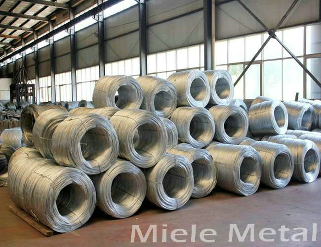 Hot Dipped Galvanized Carbon Steel Wire