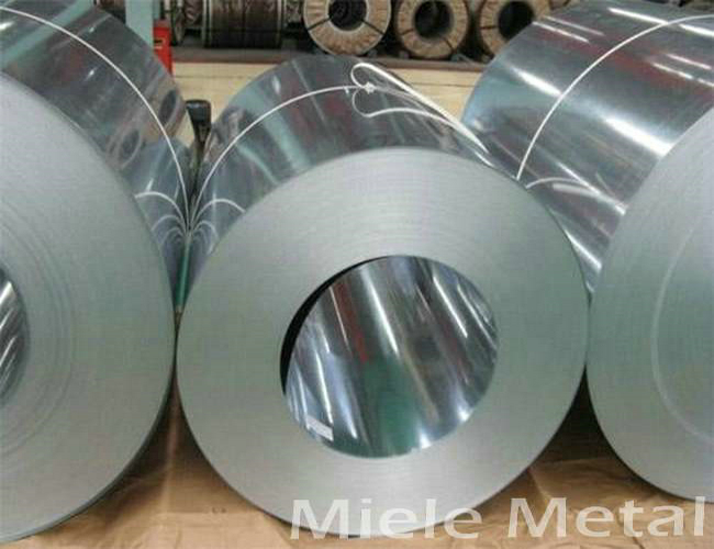 410 8K surface steel coil