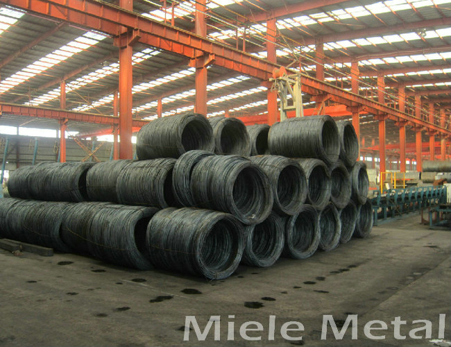 1006 hot rolled mild steel wire rod