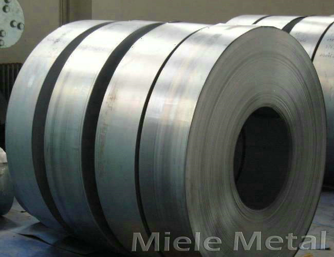 Q235 A36 Mild Steel Strip Coil for Construction