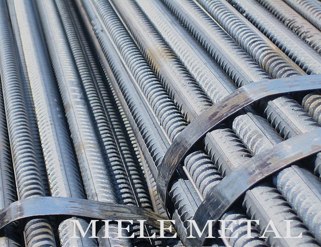 High Yield HRB500 Steel Deformed Bar