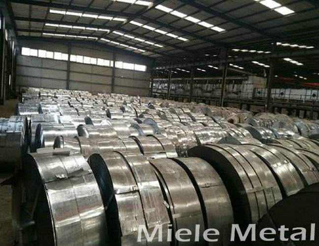 NO.1 Hot Rolled PVC Film Stainless Steel Strip