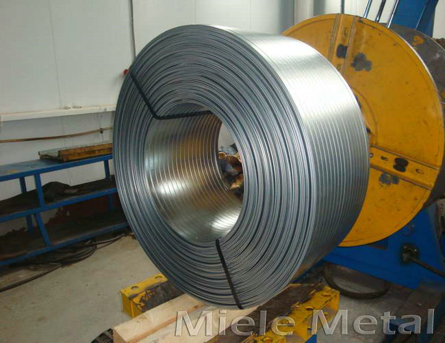 TP304 2b Finish Stainless Steel Coil