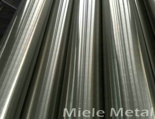 Corrosion resistance stainless steel pipe