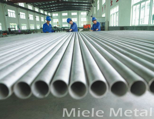 SCH40S seamless stainless steel pipe 304 316