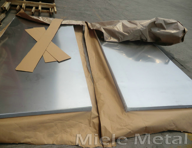 6mm 321 stainless steel plate
