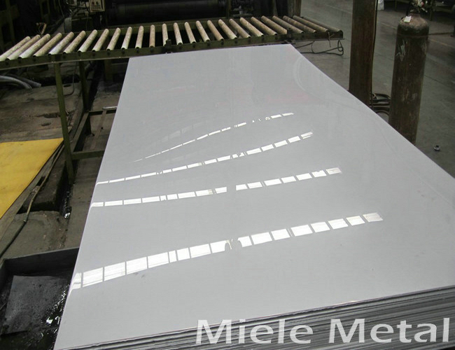316L Stainless Steel Plate With PVC Coated